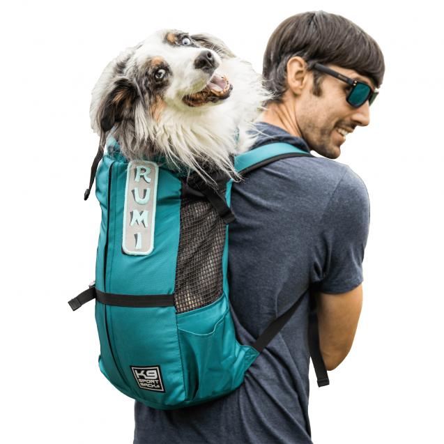 Рюкзак для перевозки собак K9 Sport Sack® Trainer- синий