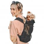 Рюкзак переноска для собак K9 SPORT SACK® AIR 2 - черный