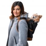 Рюкзак переноска для собак K9 Sport Sack® Urban 2- черный