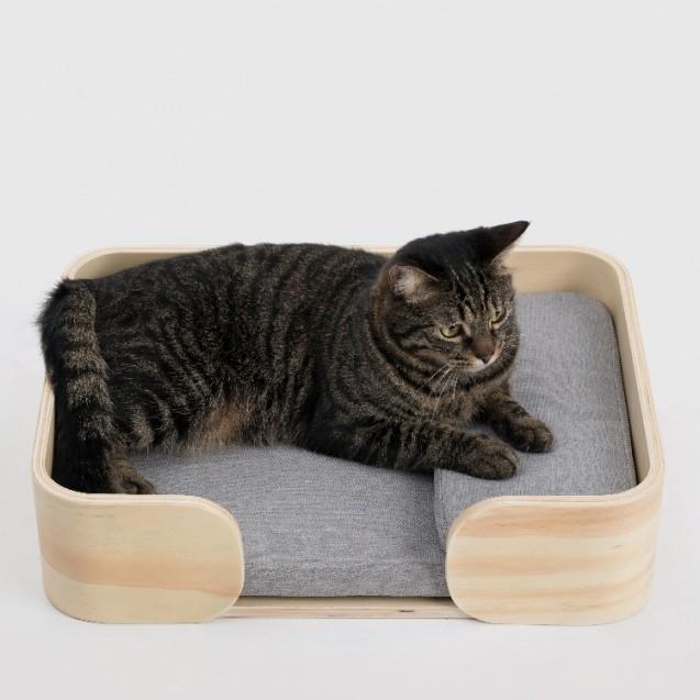 Лежанка для кошек  от Pidan — Pet bed Cupcake type