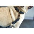 Поводок для собак Ruff on the Streets Leash in Navy Blue - темно- синий