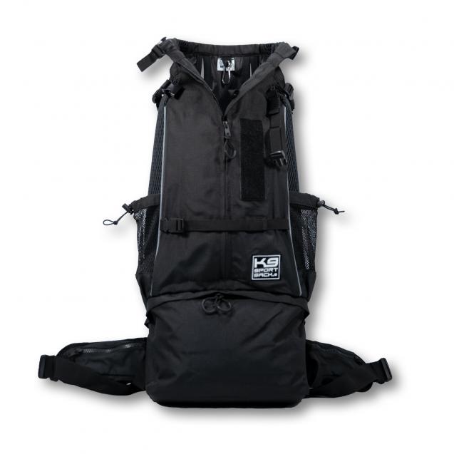 Рюкзак для перевозки собак K9 Sport Sack® Knavigate - черный