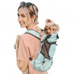 Рюкзак переноска для собак K9 SPORT SACK® AIR 2 - мята