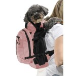 Рюкзак для перевозки собак K9 SPORT SACK® AIR PLUS - розовый