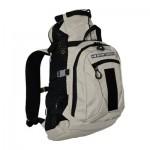 Рюкзак для перевозки собак SPORT SACK® PLUS 2 - светло серый