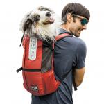 Рюкзак переноска для собак K9 Sport Sack® Trainer- кораловый