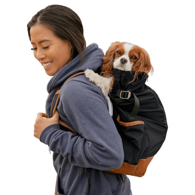 Рюкзак для перевозки собак K9 Sport Sack® Urban 2-синий