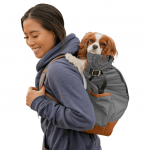 Рюкзак переноска для собак K9 Sport Sack® Urban 2- серый