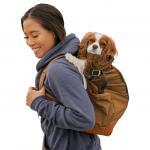 Рюкзак переноска для собак K9 Sport Sack® Urban 2- какао