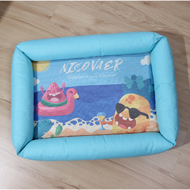 Лежанка для кошек, для собака Море Nicovaer - 3D