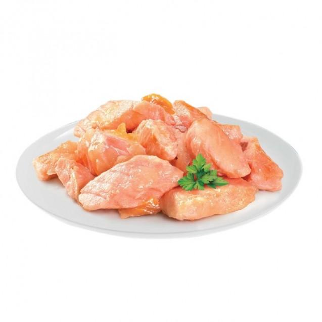 Влажный корм Brit Premium для кошек, кусочки из филе лосося в желе, 85 г