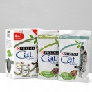 Акция 4+1! Влажный корм CAT CHOW для стерилизованных кошек, курица/ягненок, 5 х 85 г