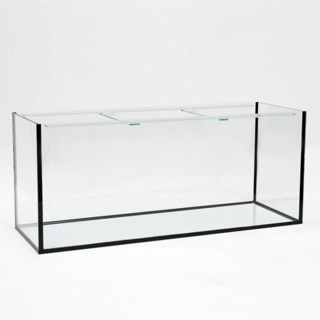 Аквариум прямоугольный без крышки, 320 литров, 130 х 45 х 55 см