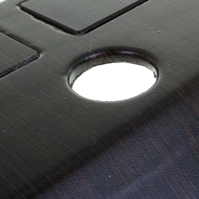 Аквариум прямоугольный с крышкой, 75 литров, 69 x 29 x 37/43 см, венге