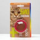 Биоошейник антипаразитарный для кошек от блох и клещей, 35 см микс