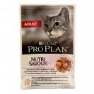 Влажный корм PRO PLAN для кошек, индейка в желе, пауч, 85 г