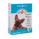 Витамины Smile Dog для собак, с биотином, 100 таб