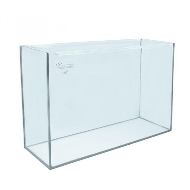 Аквариум прямоугольный Атолл без крышки, 100 литров, 80 х 25 х 50 см