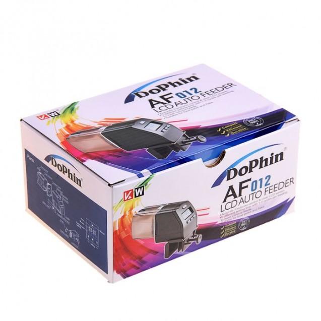 Автокормушка DOPHIN AF012 с дисплеем на 1-3 кормления (KW)