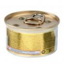 Влажный корм GOURMET GOLD для кошек, паштет индейка, ж/б, 85 г