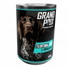 Влажный корм GRAND PRIX для собак, нежное суфле телятина с овощами, 400 г