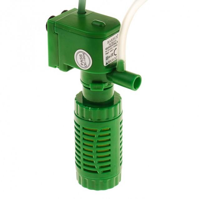Внутренний фильтр BARBUS FILTER 011 стаканного типа, 400л/ч