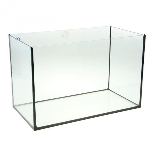 Аквариум прямоугольный без крышки, 60 литров, 56 х 29 х 36 см
