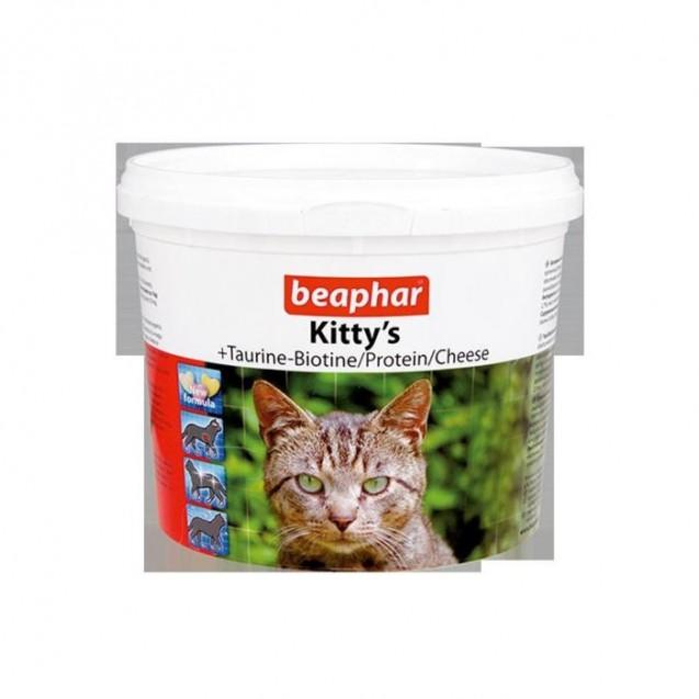 """Витамины Beaphar """"Kitty's"""" микс для кошек, 750 шт"""